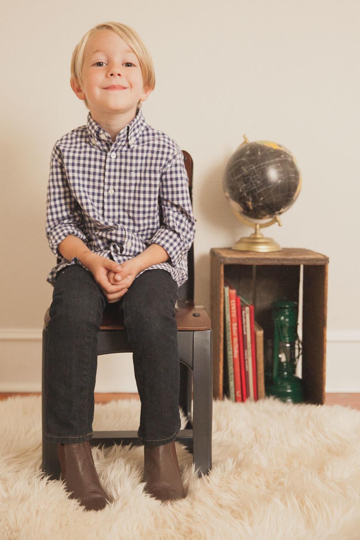Shepherd Zuri Garrels, Preschool