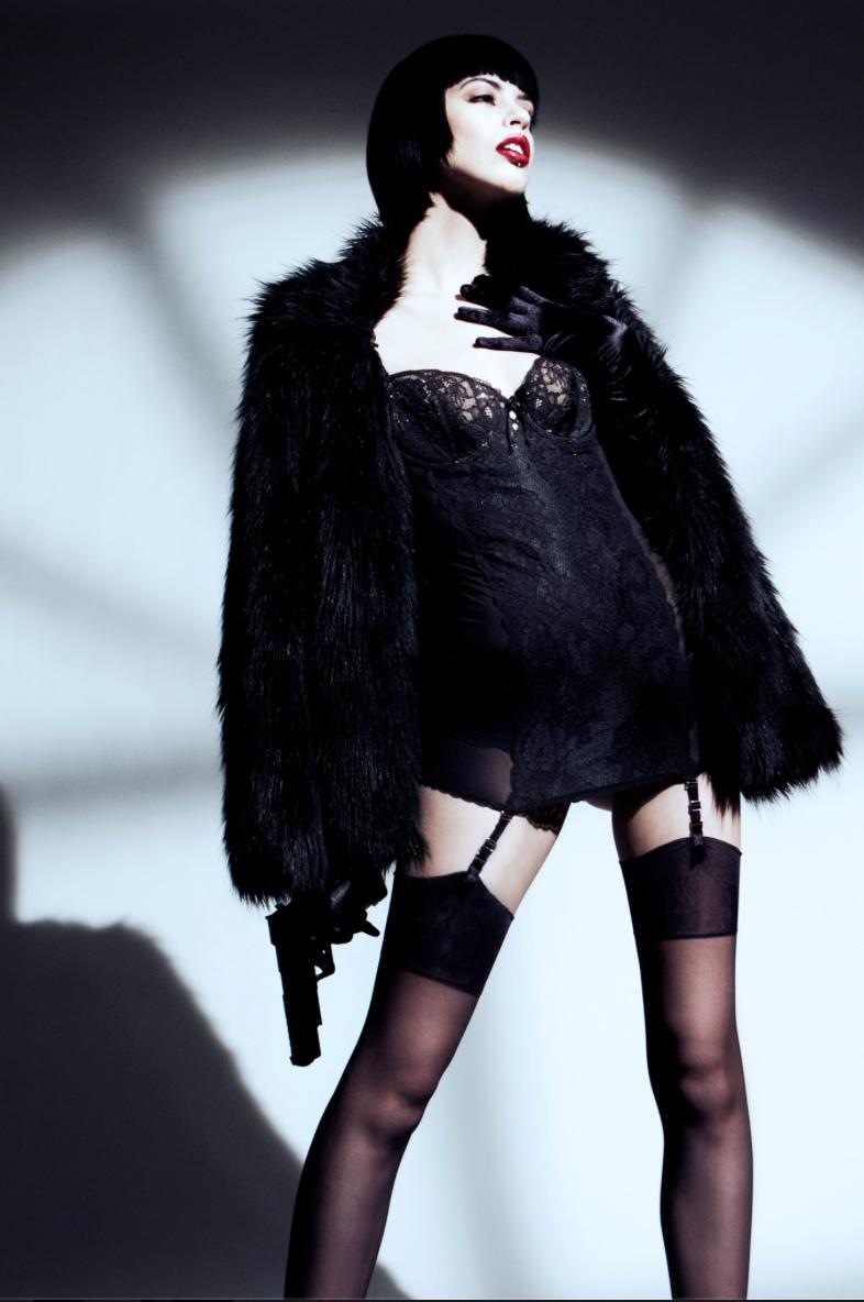 Juli Teitler Photography, Styling: Alyssa Holder, Make Up: Mollie Parks, Model: Marion Seant-Jean