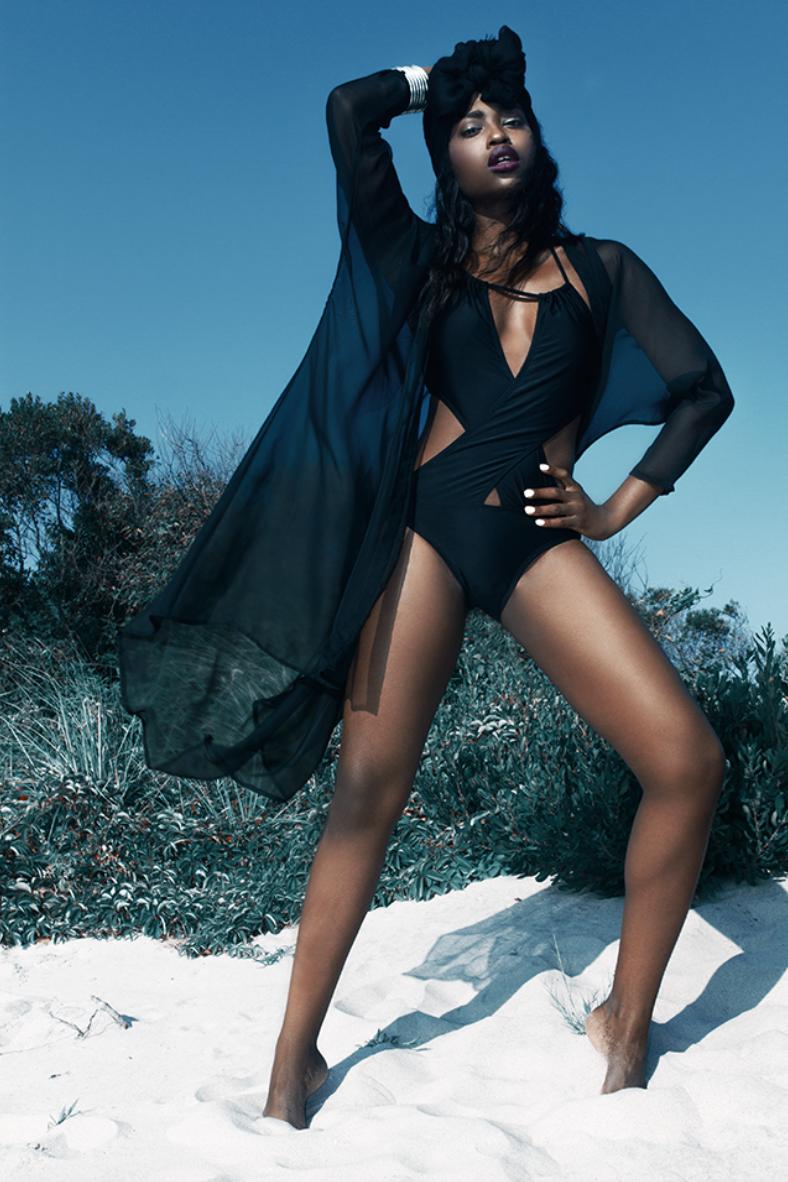 Juli Teitler Photography, Styling: Alissa Holder, Make Up: Mollie Parks, Model: Kimberly David