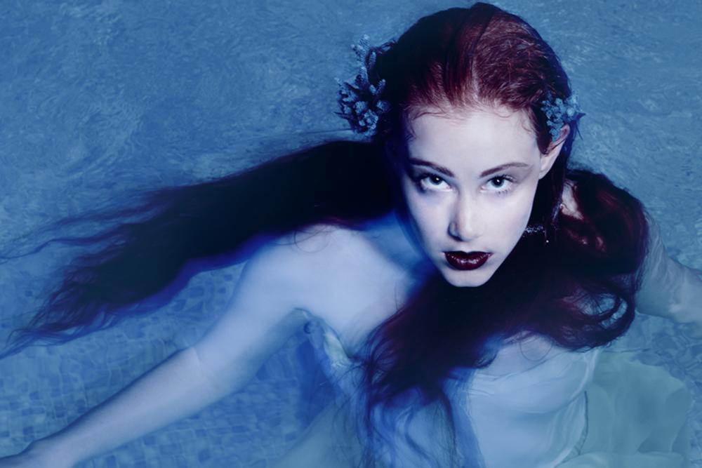 Juli Teitler Photography, Make Up: Noga Levin, Model: Noga Lavee