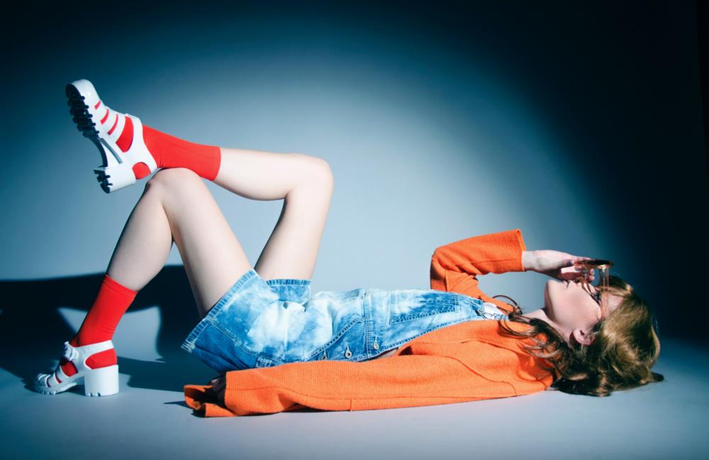 Collins Nai Photography, Styling: Christina Buscarino, MUA: Jordyn Ferris, Model: Maggie White