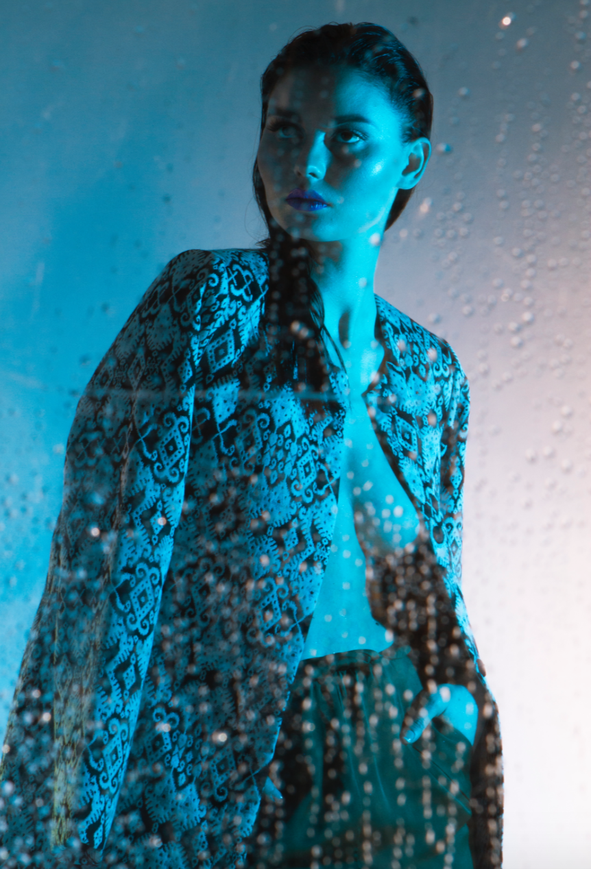 Collins Nai Photography, Model: Maria, MUA: Emily Keough, Hair: Kristina Capucitti