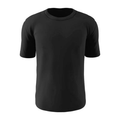 Male T-shirt black