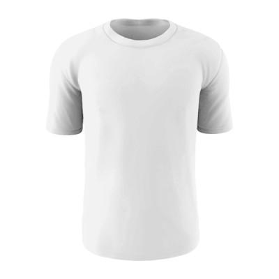 Male T-shirt white