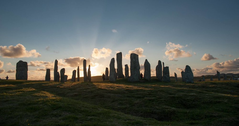 Callanish, Outer Hebrides, Scotland. Photo: Jonas Brunner