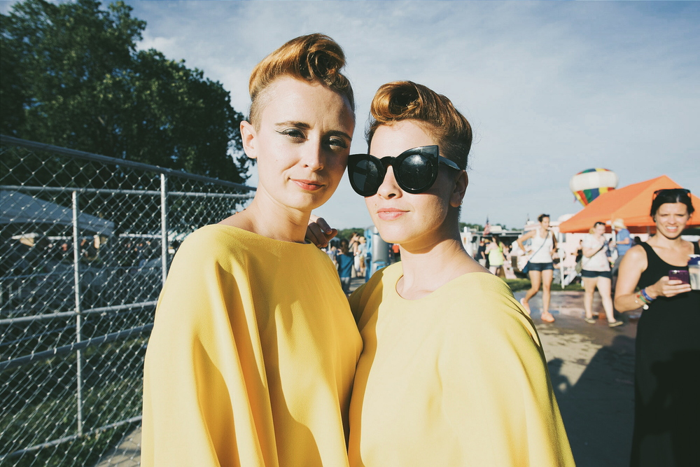 Jess Wolfe and Holly Laessig | Lucius