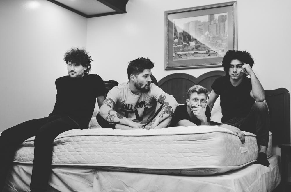 Holy White Hounds - Motel Press Photos by Alyssa Leicht