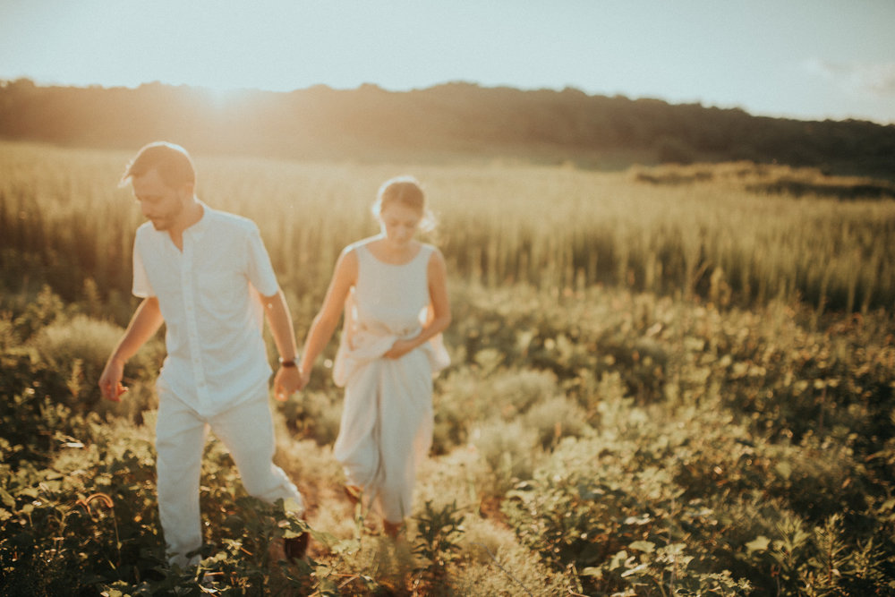 Gabby + Ben - Sunrise Adventure Session at Saylorville Lake after their Honeymoon