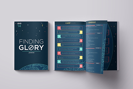 FINDING GLORY BOOKLET