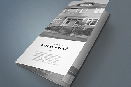 BETHEL OPEN HOUSE BROCHURE