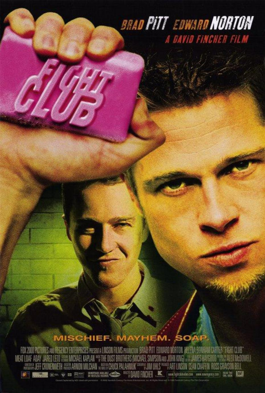 Fight Club One Sheet