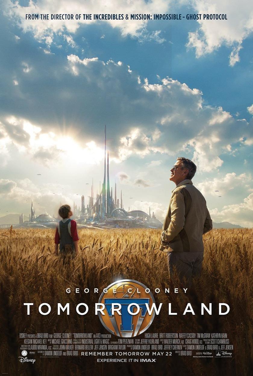 TomorrowlandOneSheet