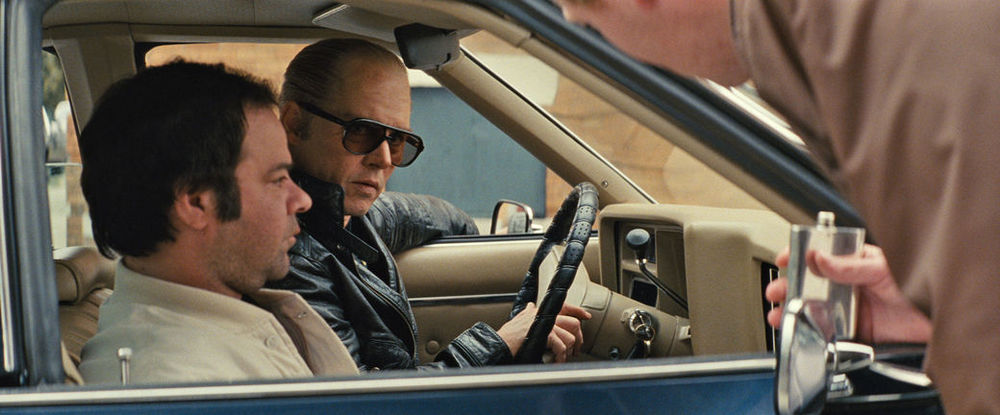 Johnny Depp finally brings his A-game in  Black Mass.  (Cross Creek Pictures / Warner Bros.)