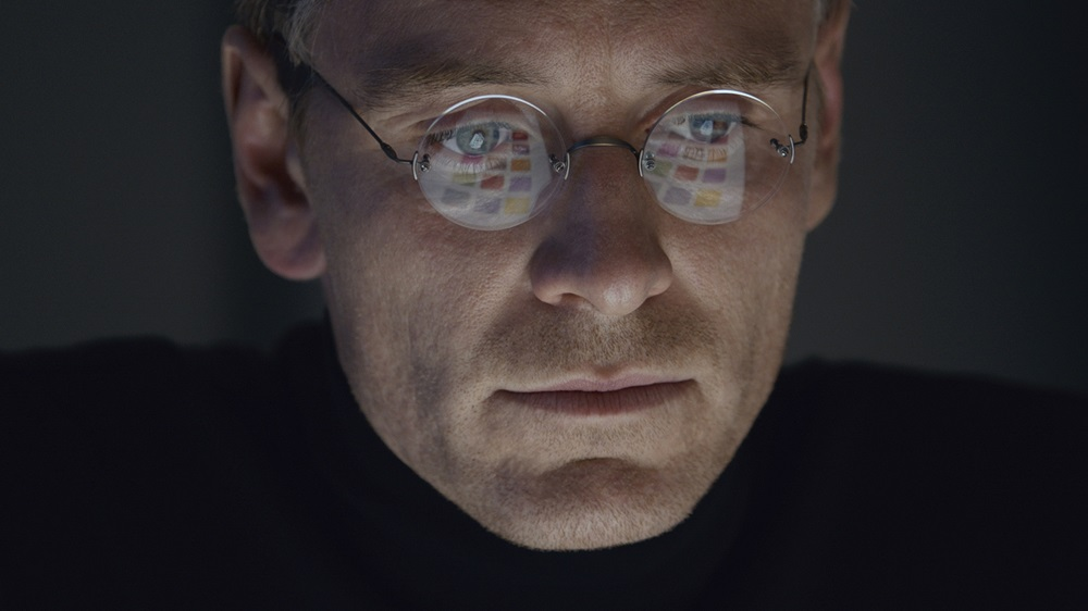 Michael Fassbender makes a compelling turn as Steve Jobs, but the rest of the film feels lacking. ( Universal / Legendary Pictures)