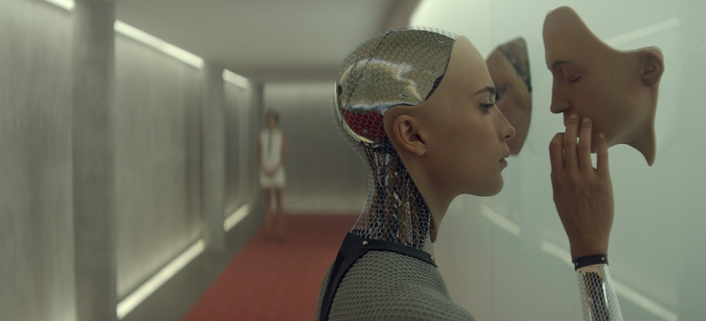 Surely, Ex Machina is one of the surprise winners of the night. (DNA Films / Universal Pictures)