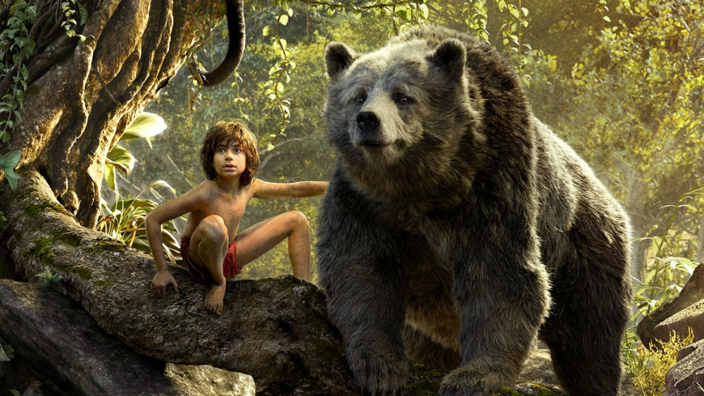 If nothing else, The Jungle Book is a visually immersive adaptation of an old classic. (Walt Disney Studios)