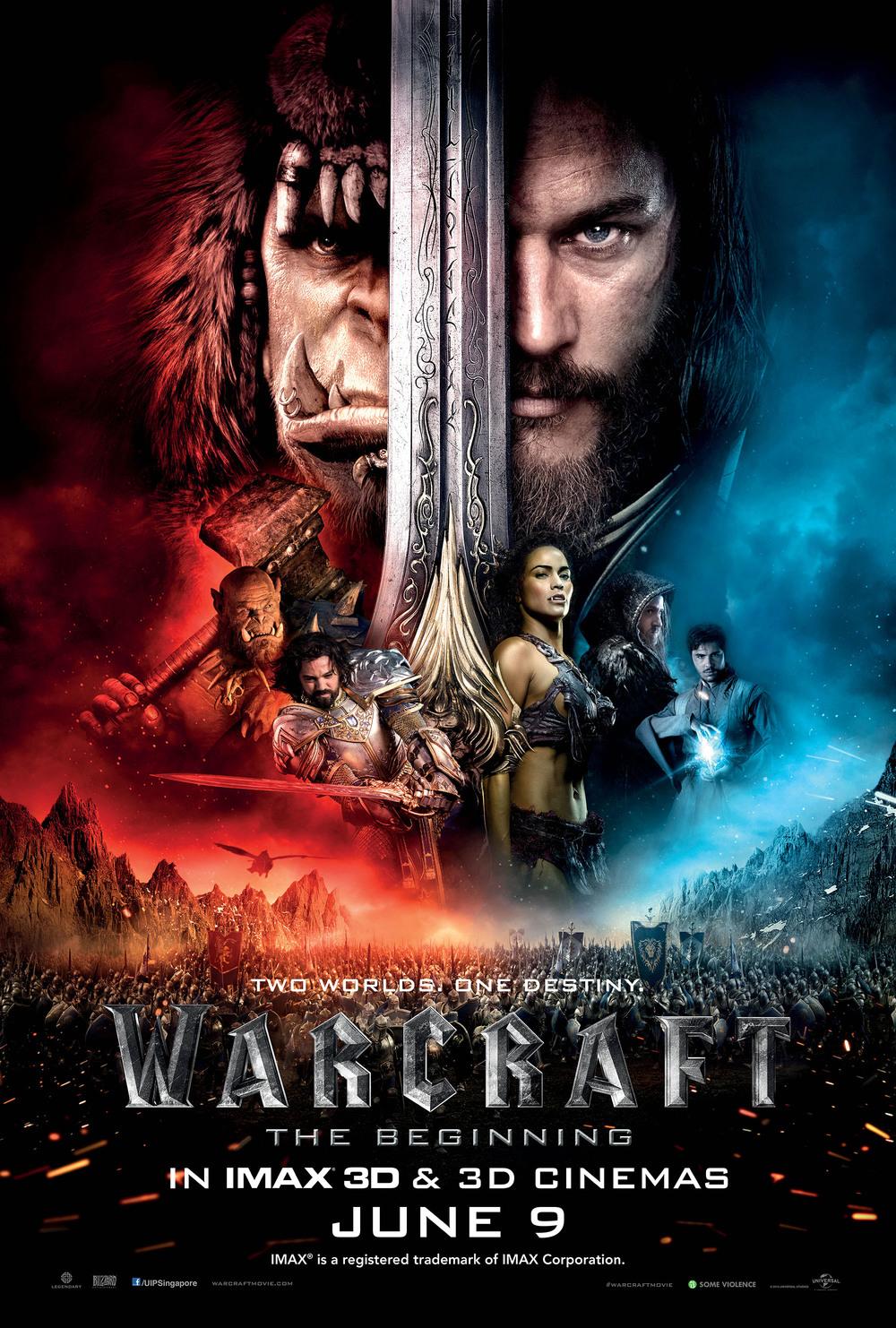 WarcraftOneSheet