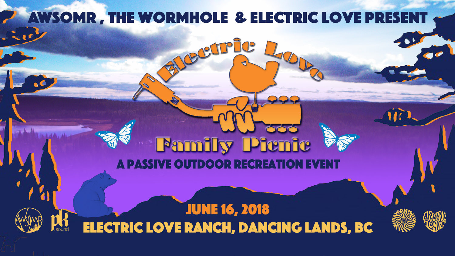 Events Electric Love Music Festival Plan B Electrical Whistler Family Picnic