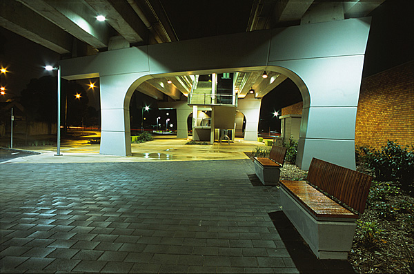 Nocturnal - South Road Tram Overpass.jpg