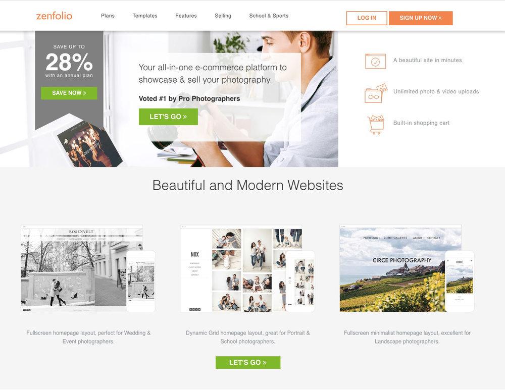 zenfolio-website-for-photographers