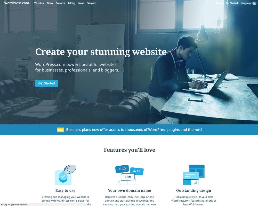 wordpress-websites-top-websites-for-photographers