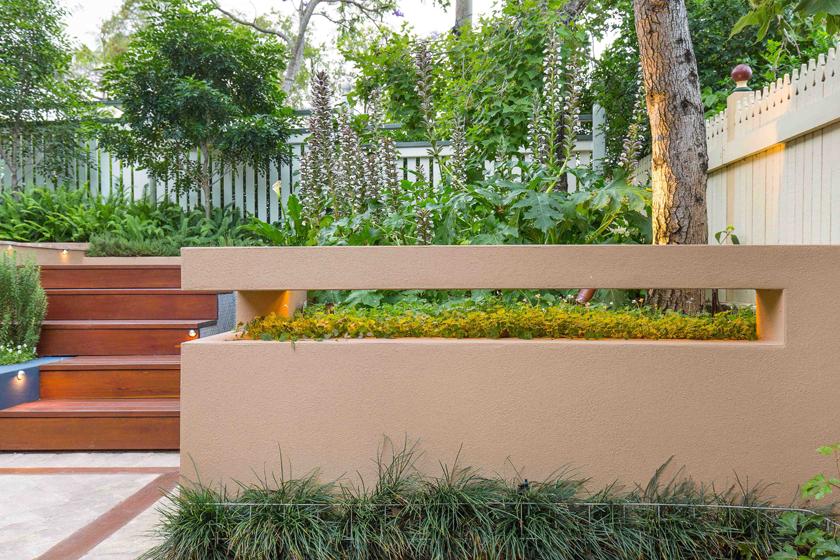 The small garden - Small urban spaces image ...