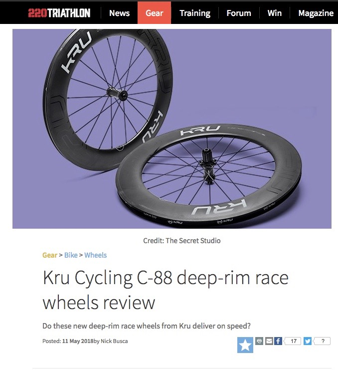 KRU wheels