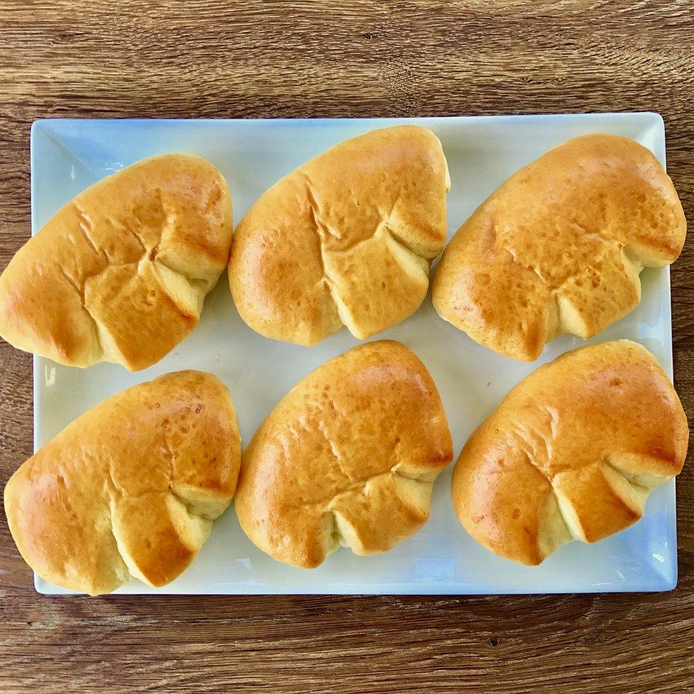 Custard Cream Pan $3/pc