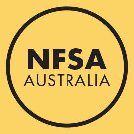 National Film and Sound Archive Logo NFSA Australia