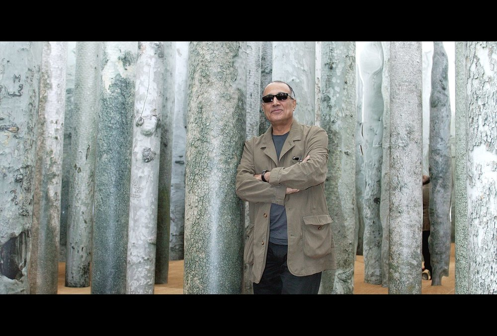 Abbas Kiarostami- Forrest Without Leaves - Victoria & Albert Museum, 2005