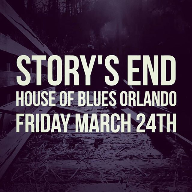 The show is just around the corner!.... If you still need FREE tickets for our March 24th House of Blues let us know!  bit.ly/storysend  #hoborlando #meltingfaces #rock #music #localmusic #band #freetickets  #houseofbluesorlando #whywerock #orlando #disneysprings #rockstar #musicians #music