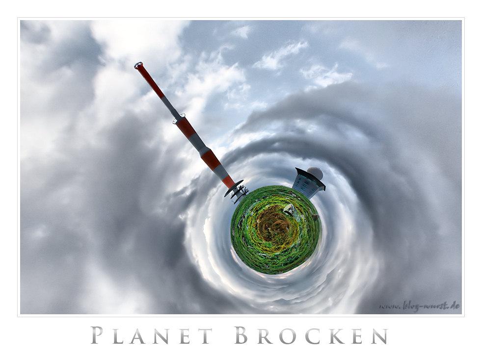 Planet Brocken