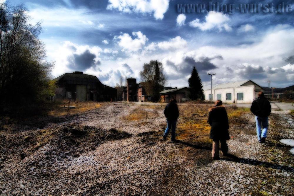 Location-Scouting mit Orton Effekt