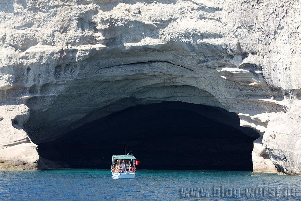 Höhle ohne Bucht