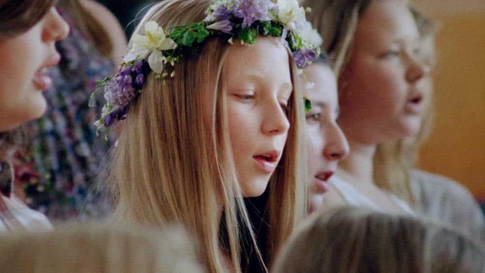 Every kid should long for summer - Stockholm stadsmission