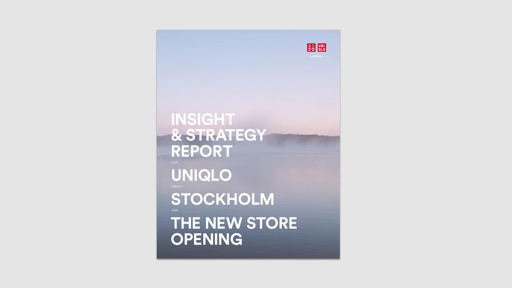 Uniqlo - THE STOCKHOLM REPORT
