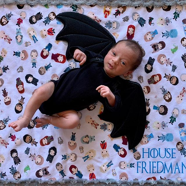 Happy Halloween #Drogon #gameofthrones