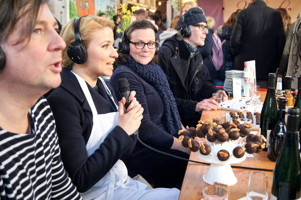 Fotocredit: Anna Warnow, Markthalle Neun