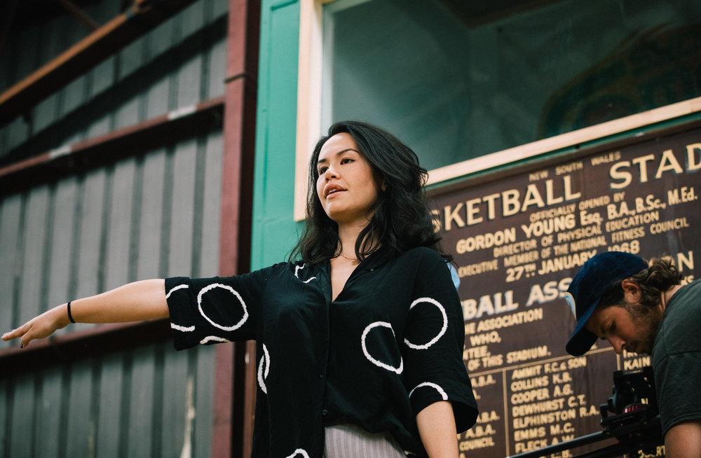 Amrita Hepi: Director & Choreographer