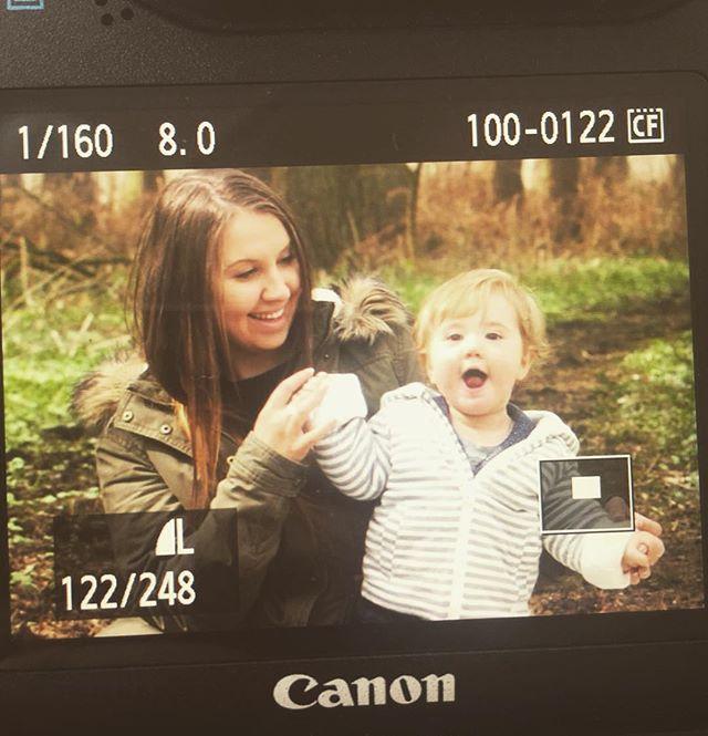 When on a nice woodland walk the other day. #derbyshirephotographer #chesterfieldphotographer #familyphotography #familyphotographer #woodlandwalks #almostoneyearsold #familytimeisthebest #easterholiday