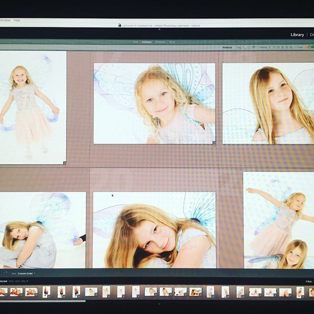 Today I had some little fairies in my studio 🧚♀️#fantasy #derbyshirephotographer #chesterfieldphotographer #familyphotographer #fairies
