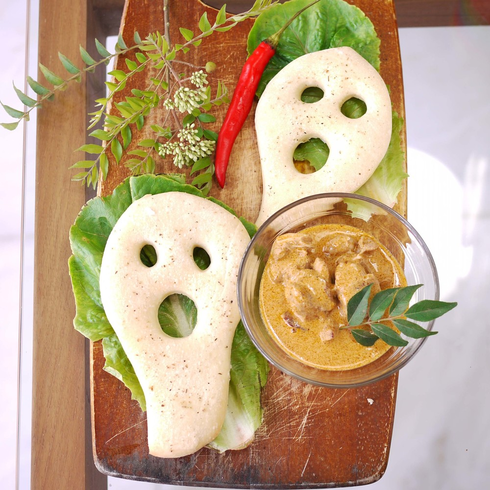 Ghost Fougasse