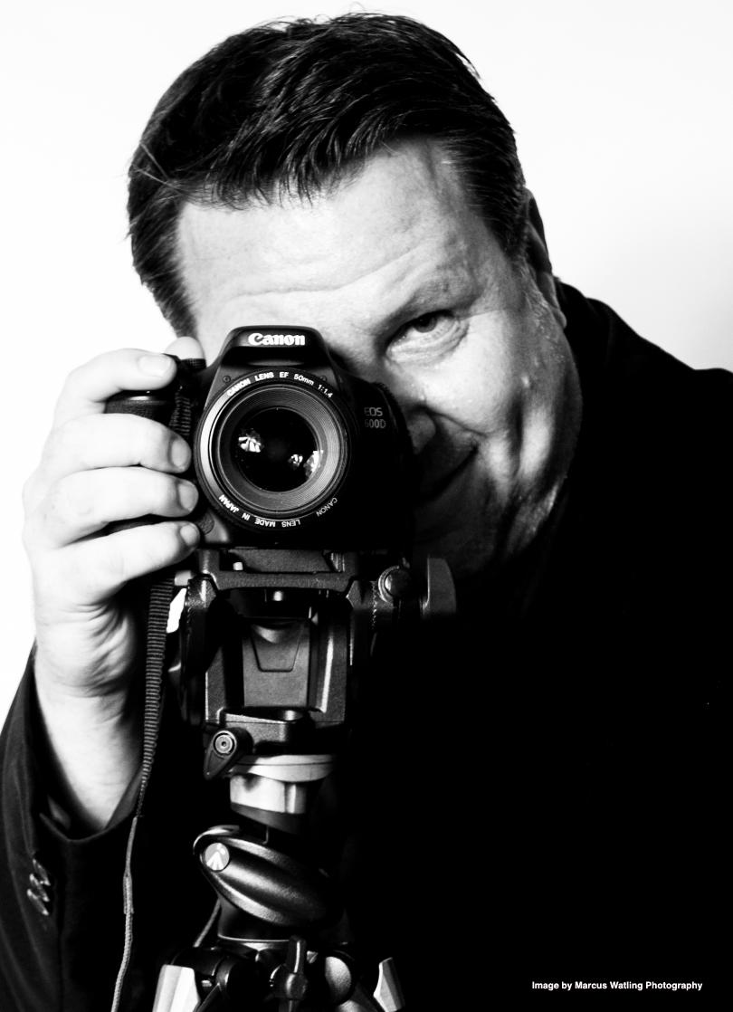 Creative Director Nick Timbrell