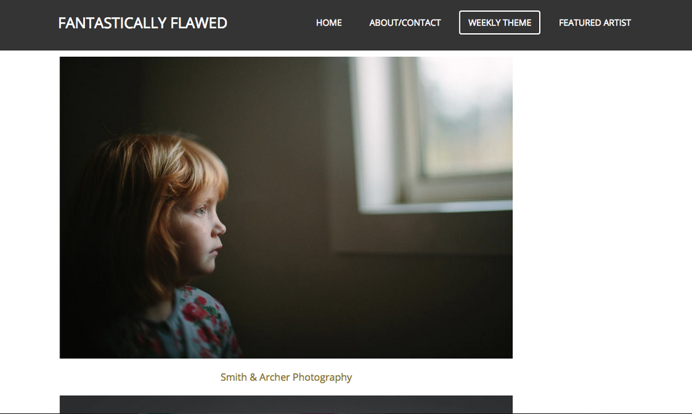Smith & Archer Photography {Fantastically Flawed Blog feature}