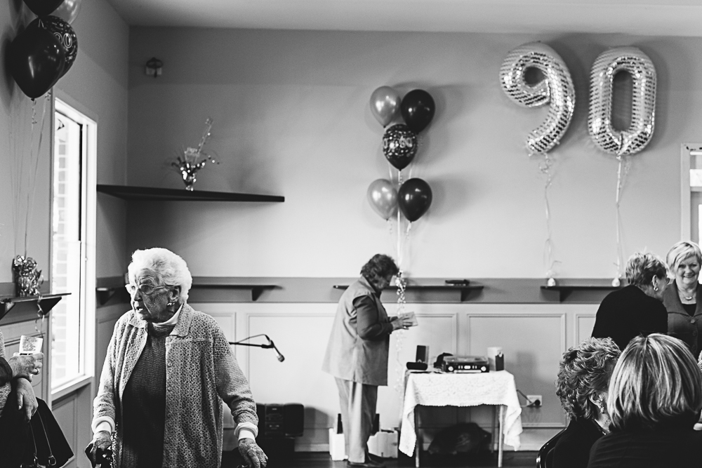 Smith & Archer Photography {90th Birthday fun}