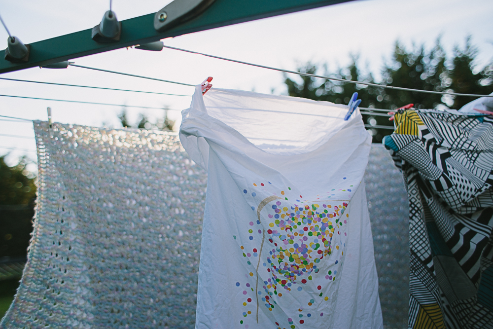 Smith & Archer Photography {Washing in the late afternoon light}