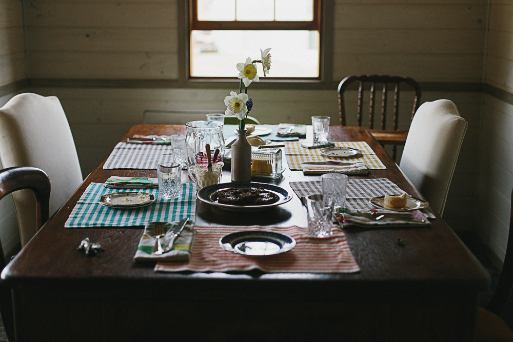 Smith & Archer Photography {The dining table}