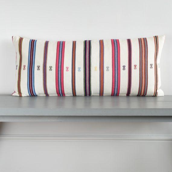 Montes & Clark: Juanita Back Strap cushion Bolster.