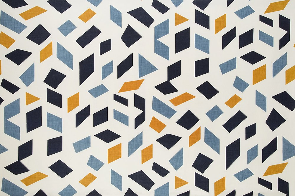 Anni Albers - Temple fabric