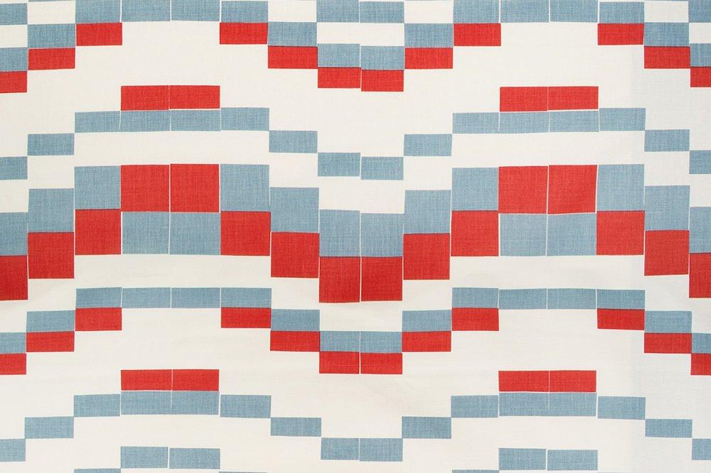 Anni Albers - Orchestra fabric